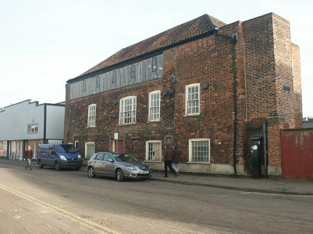 Weavers' House, Mountergate, Norwich