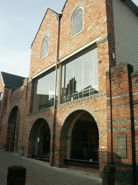 New Museum of Contemporary Art, King Street, Norwich