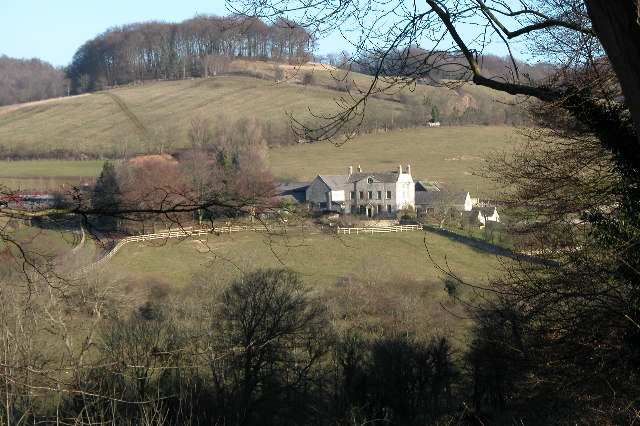 Down Farm, Slad