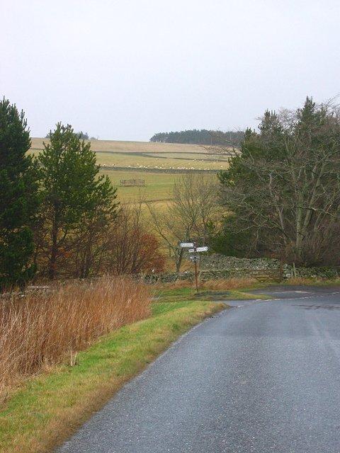 Crossroads, Wooplaw