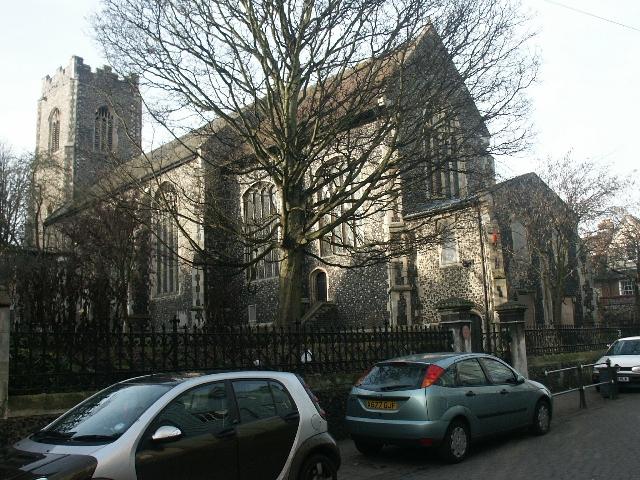 St Peter Parmentergate, Norwich