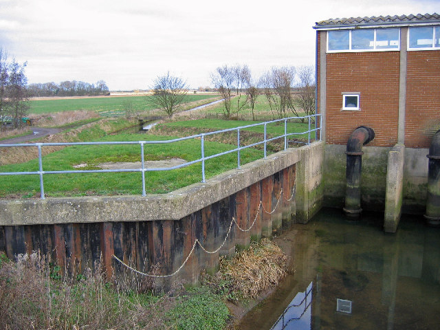 Hempholme Pumping Station