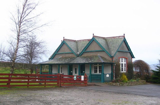 Clubhouse, Lauder G.C.