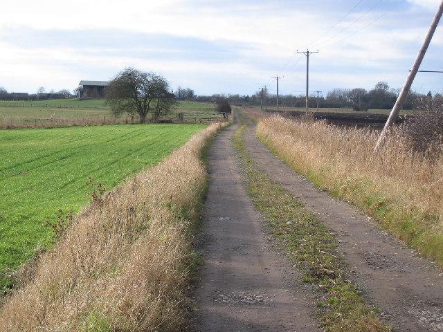 Coneygarth Hill Farm