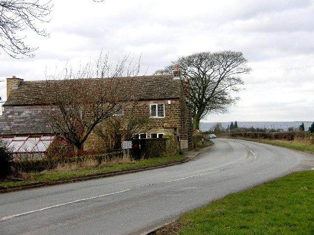 Snowden Farm, Troway, NE Derbyshire