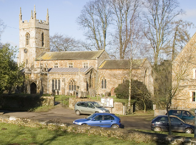 St Peter ad Vincula Church, South Newington