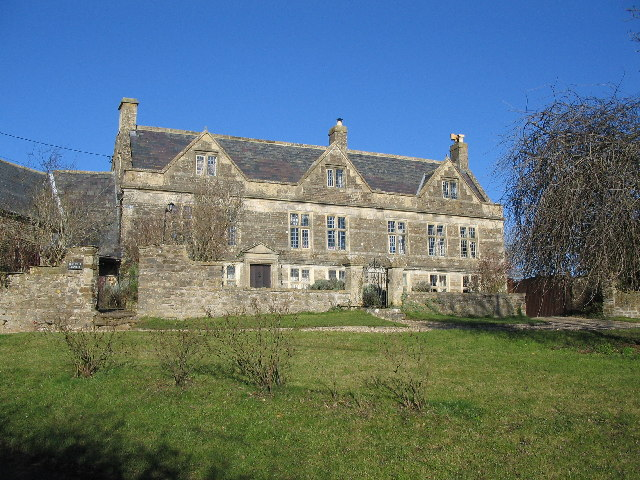 The Old Manor, Rudge