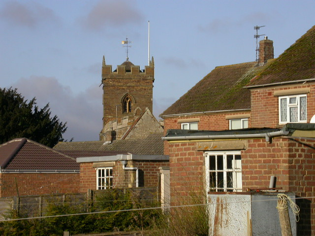 Church at Wootton