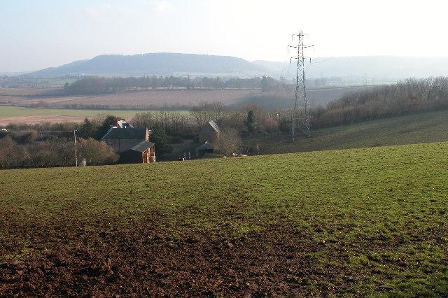 Ashe Farm, Pencraig