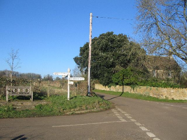 Crossroads at Tellisford