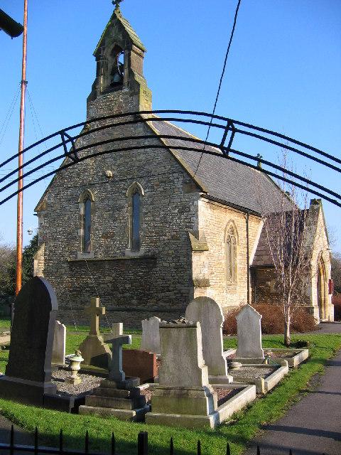 St. Anne's Church, Ellerker