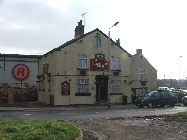 The Gardeners Arms.