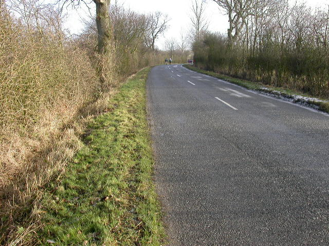 Road to Quinton