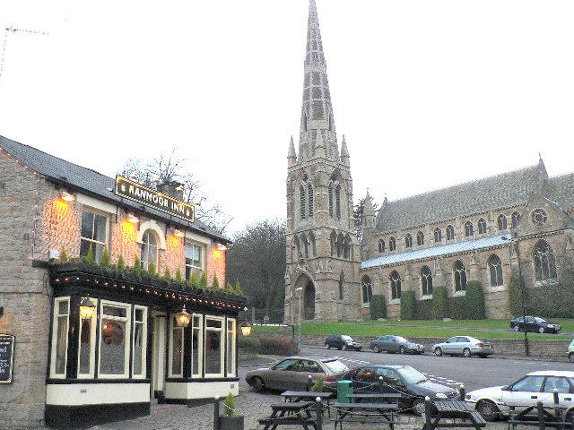 St. John's Church, Ranmoor
