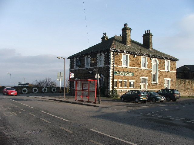 The White Horse, East Ardsley.