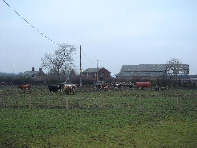 Crow Nest Farm on Jacks Lane