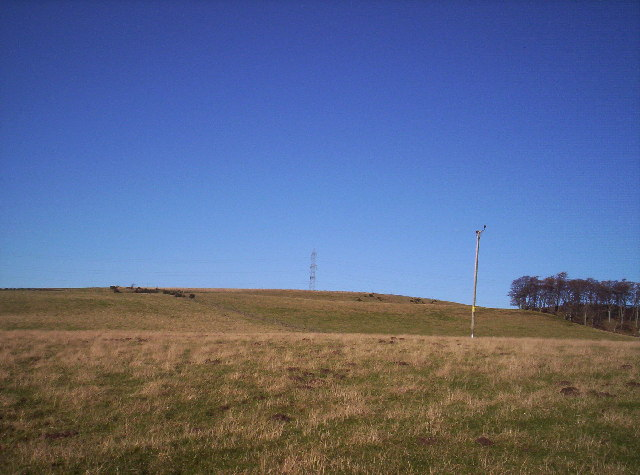 Lower Slopes of Manach Hill