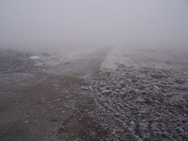 Road to Killochend Farm