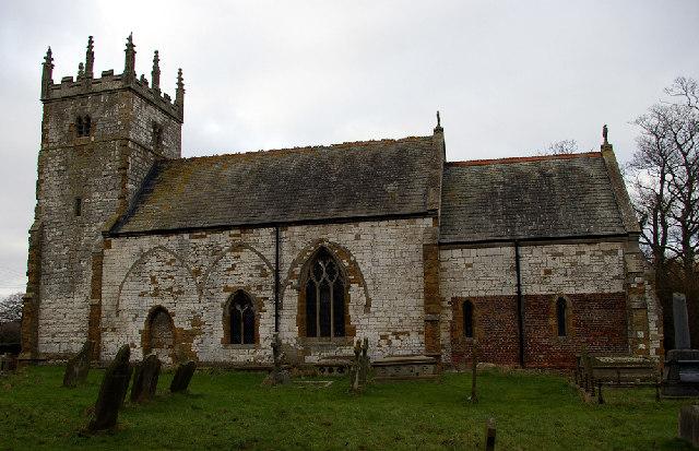 Croxton - Church of St. John