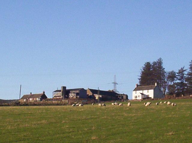 Upper Thainston Farm