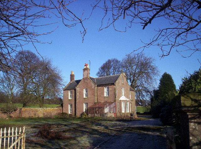 Nether Thainston Farmhouse