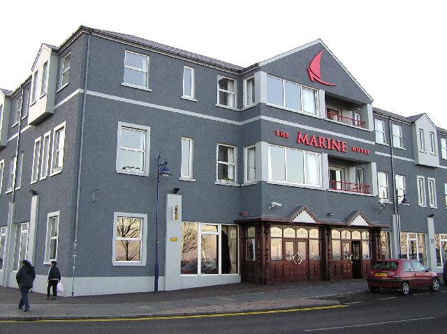 The Marine Hotel Ballycastle