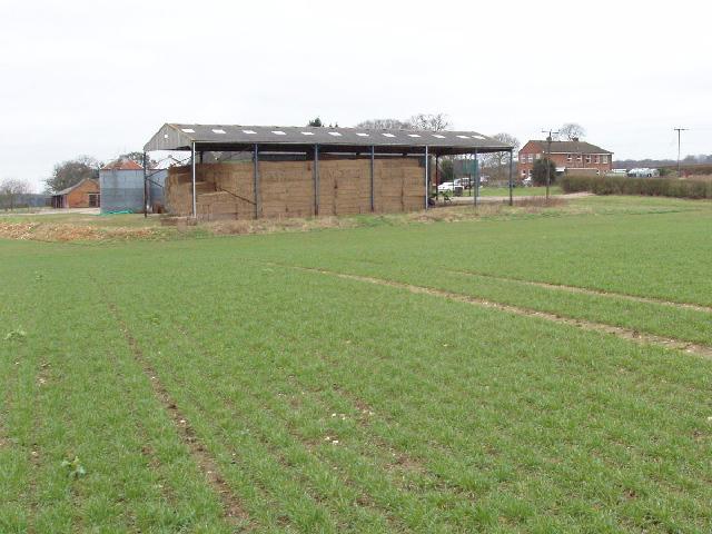 Quarrendon Farm, near Amersham