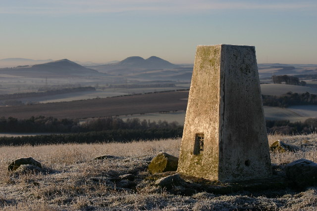 Knock Hill trig