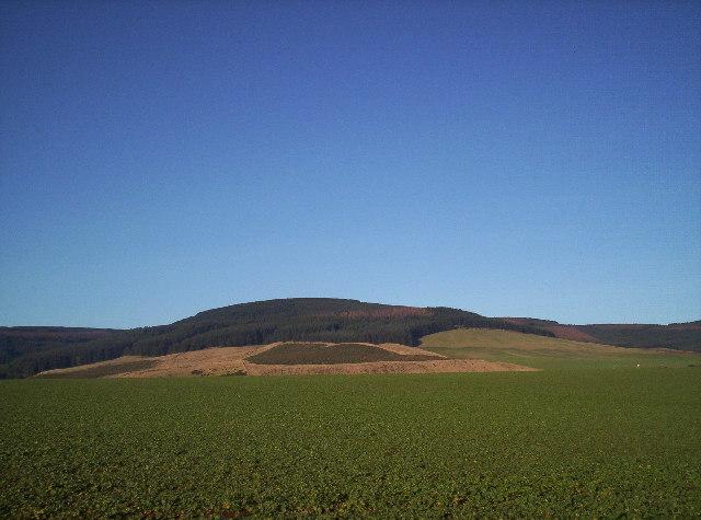Strathfinella Hill