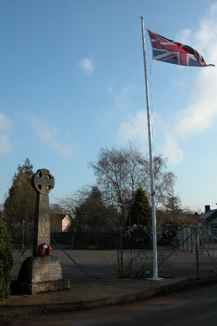War Memorial, Llangrove