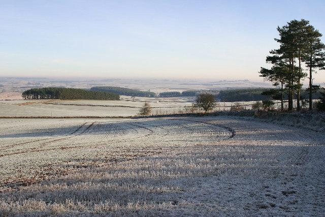 Farmland on Fans Hill