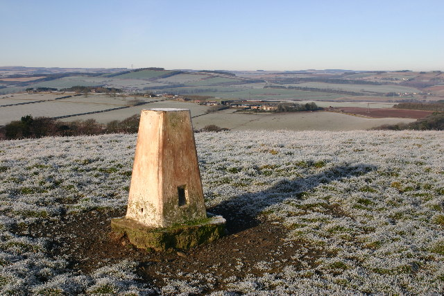 Fans Hill trig