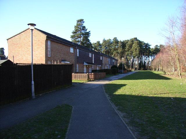 Hanworth, Bracknell
