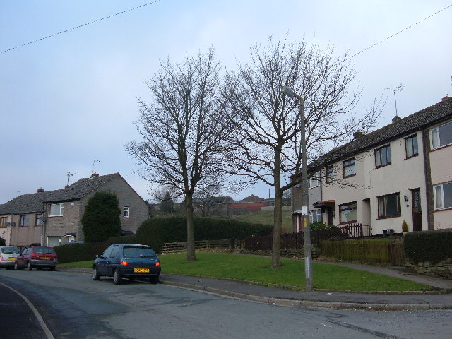 Housing Estate, Stacksteads