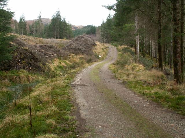Central Glen Dubh Lighe
