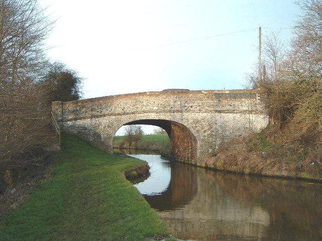 Minshullhill Bridge (14) - Shropshire Union canal