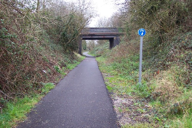 Dudbridge Cycle Track