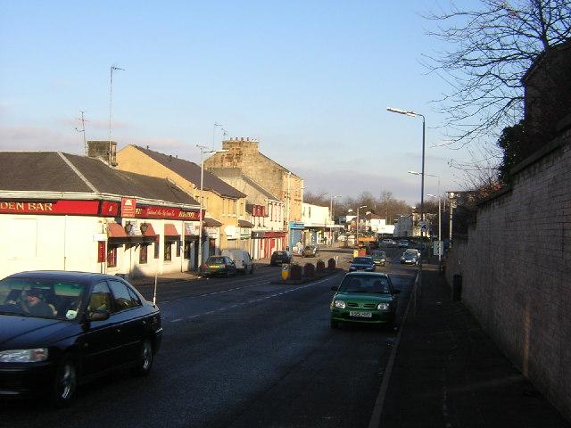 Main Street, Thornliebank