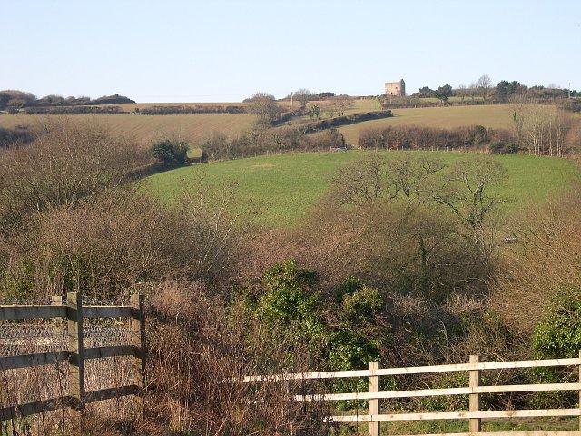 Hillside north of London Apprentice