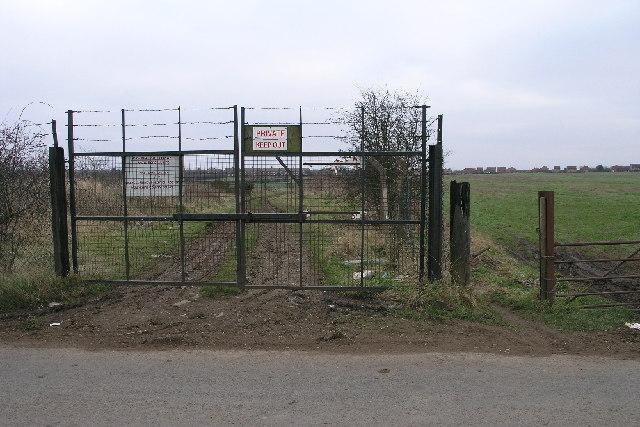 Former Railway Creswell
