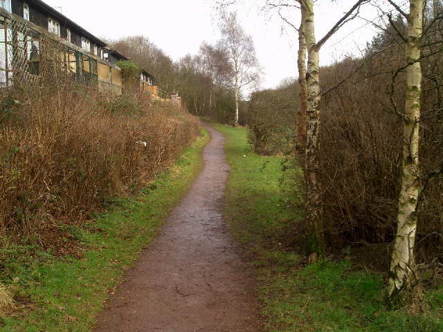 Path, Oakwood