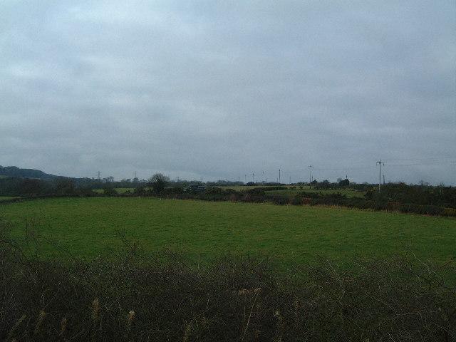 Towards Northumberland