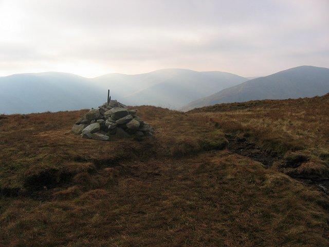 Cairn on Beinn Dubh