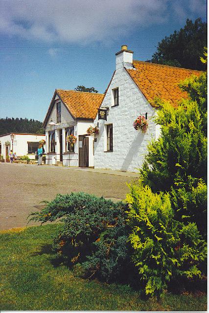 Baxter's Village, Fochabers.