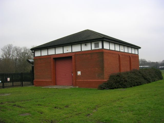 Spa Road Pumping Station