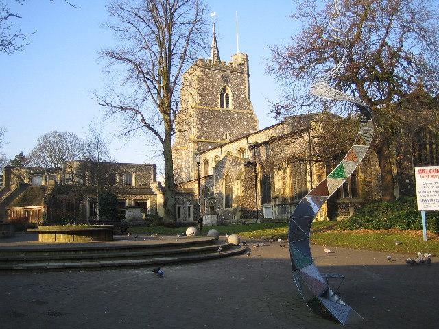 Watford: St Mary's Church