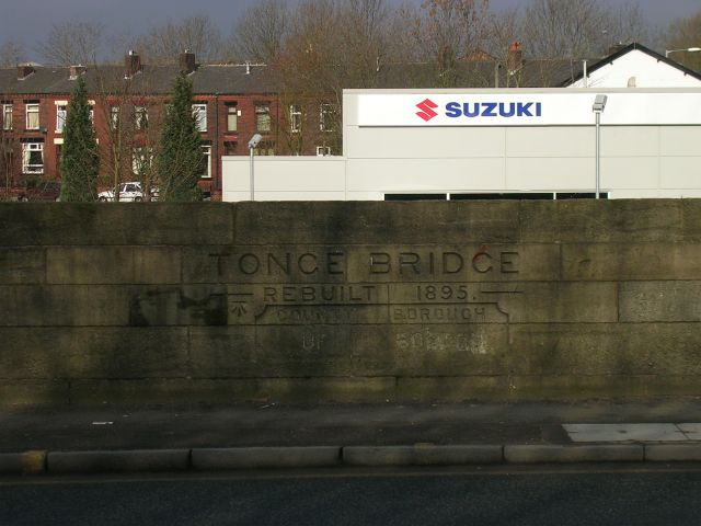 Tonge Bridge