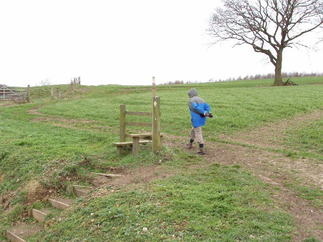 Stile, near Chalfont St Giles
