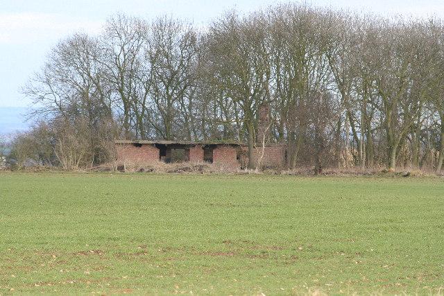 RAF Cammeringham Decontamination Centre