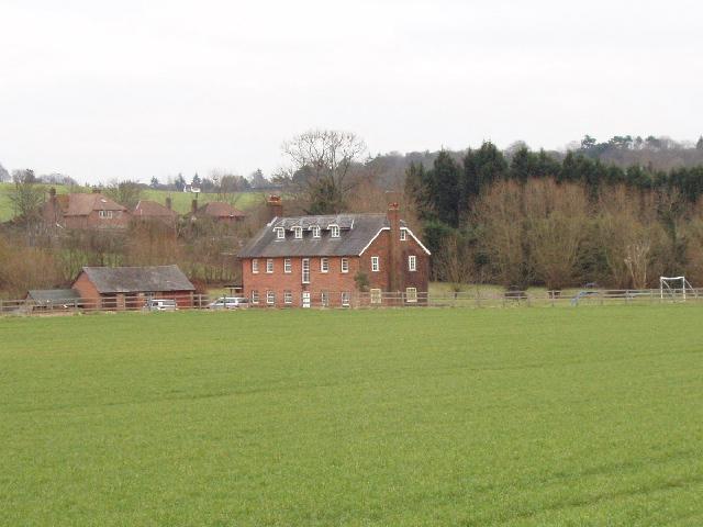 Quarrendon Mill, near Amersham